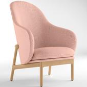 Artisan mela lounge chair
