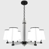 Hanging chandelier CHARLOTTE 6