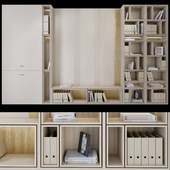 Wardrobe _ plywood 5m