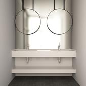 Bathroom Furniture I Мебель для ванной комнаты_29