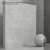 Материал (бесшовный) - бетон штукатурка set 118