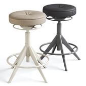 Ikea TROLLBERGET Sit/stand support, Grann beige and Glose black