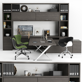 Executive Office B&B Italia Set04