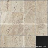 Yurtbay Seramik Antico Sand 300x300 Set 1