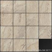 Yurtbay Seramik Antico Sand 300x300 Set 2