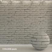 Brick wall. Old brick. 84
