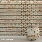Brick wall. Old brick. 86