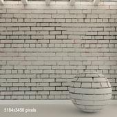 Brick wall. Old brick. 88