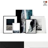 """Poster Set """"Ocean"""""""