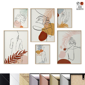 Abstract Posters Set 26