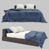 Bed Poliform Bolton