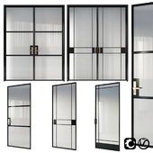 Glamour doors collection