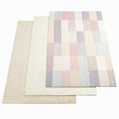 Three carpets NANIMARQUINA - 07