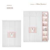 EFI Concept Kid / Miss Bunny -wardrobe 1500