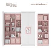 EFI Concept Kid / Мiss Bunny -вставки с полками