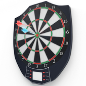 Electronic darts games