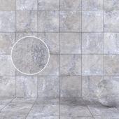 Wall tiles 373 Gray