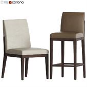 Alia Chair.Barstool.Counter stool Set
