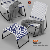 Overallt IKEA Armchair Version 2 - Outdoor IKEA