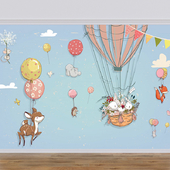 ONPRINT / wallpapers / FUN IN THE SKY