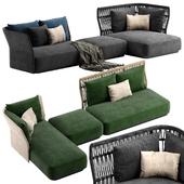Talenti Cliff sofa 2