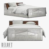 Кровать с отсеком для хранения Aviator DRLE QUEN
