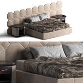 Кровать Smania Pascal 380