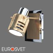 ОМ Настенный светильник Eurosvet 23463/1 Leonardo