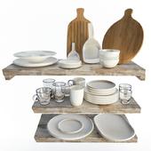 Tableware Artesano