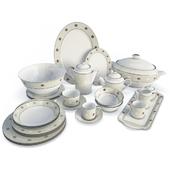 Tableware Set Platinium