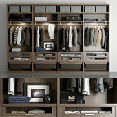 Poliform wardrobe