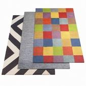 Three carpets NANIMARQUINA - 09