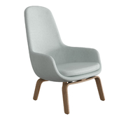Era Wooden Lounge High Chair