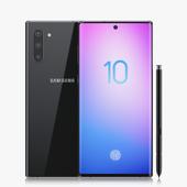 Samsung Galaxy Note 10 Black