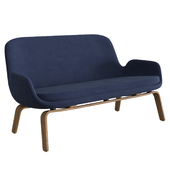 Era wood sofa