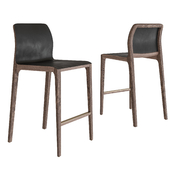 Invito Bar chair by Artisan