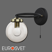 OM Wall lamp in the loft style Eurosvet 70104/1 Link