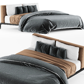 Carlo Colombo Poliform Park Bed