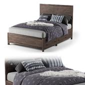 Rowan queen bed