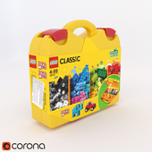 LEGO Classic Creative Suitcase | PACKED