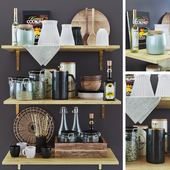 Kitchen Decorative set 023