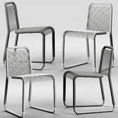 My home collection Narrot chair