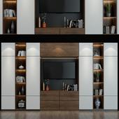 TV shelf 26