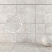 Wall Tiles 384 Ecru Random