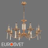 ОМ Классическая подвесная люстра Eurosvet 60087/8 Volare