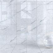 Wall tiles iceberg