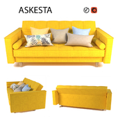 Диван Askesta IKEA