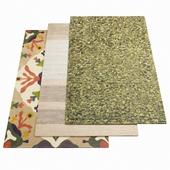 Three carpets NANIMARQUINA - 14