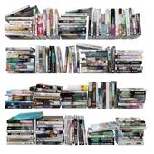 Books (150 pieces) 1-2-13-1