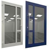Aluminum Joinery Doors